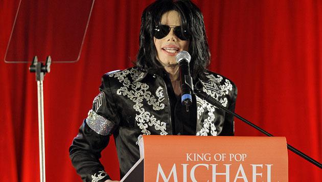 Michael Jackson ist Topverdiener unter toten Stars (Bild: AP)