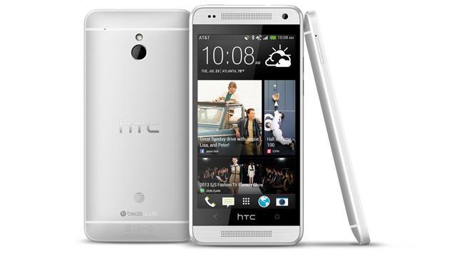 Schön, aber schwächlich: HTC One mini im Test (Bild: HTC)