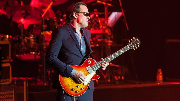Joe Bonamassa: Der Mann, der mit Gitarren heult (Bild: Andreas Graf)