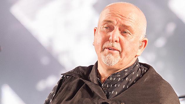 """Peter Gabriel begeistert mit """"So"""" und alten Hits (Bild: Andreas Graf)"""