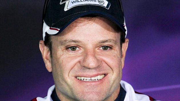 Kein Comeback von Rubens Barrichello bei Sauber (Bild: EPA)