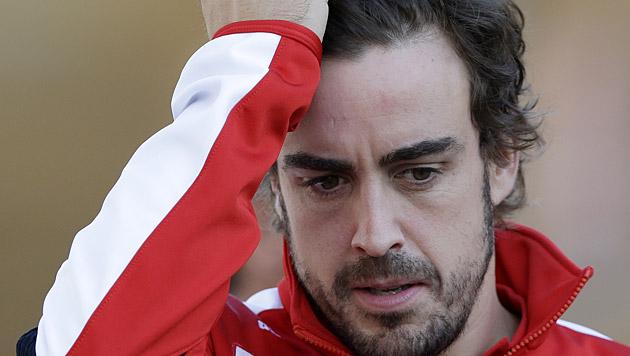 McLaren setzt Alonso Ultimatum für Wechsel (Bild: AP)