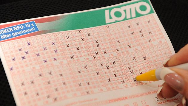 EU fordert: Lottogewinne ab 2.000 Euro offenlegen (Bild: APA/Herbert Pfarrhofer)