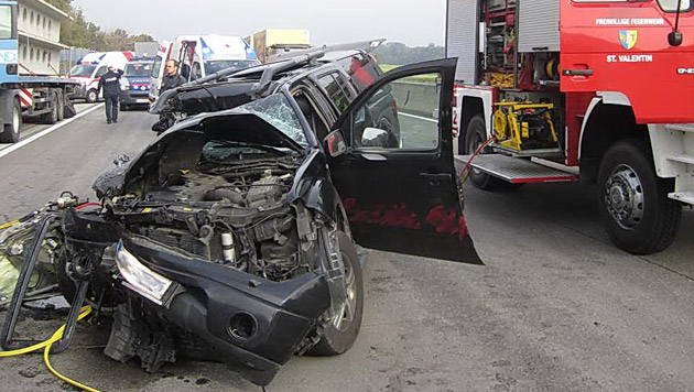 Unfall bei Übungsfahrt: Sohn (17) droht Anklage (Bild: FF St. Valentin)