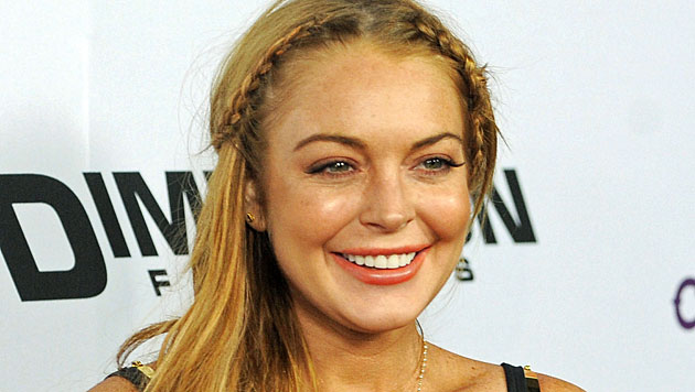 "Lohan: Sex-Buch mit ""Shades of Grey""-Autorin (Bild: AP)"