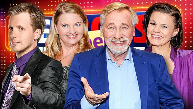 """Pocher wird Juror bei """"Großer Comedy Chance"""" (Bild: ORF/Ali Schafler/Boris Breuer)"""