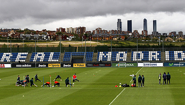 Stadt Madrid fordert 18,4 Mio. € von Real zurück! (Bild: EPA)