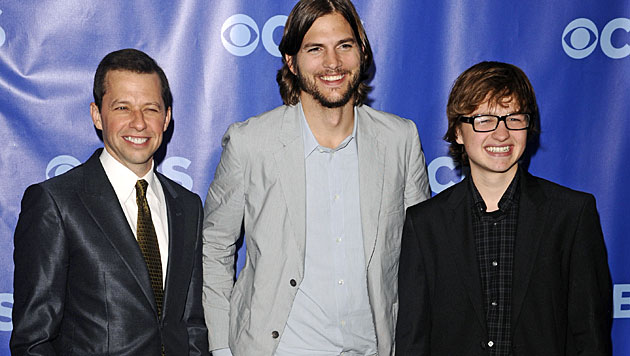 "Kutchers Gags bei ""Two and a Half Men"" geklaut? (Bild: AP)"