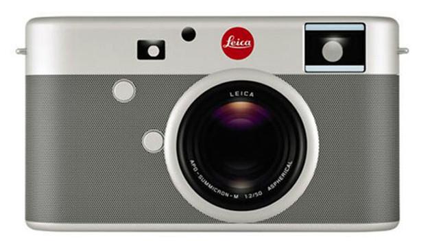 Apple-Designer gestaltet Kamera für guten Zweck (Bild: Leica)