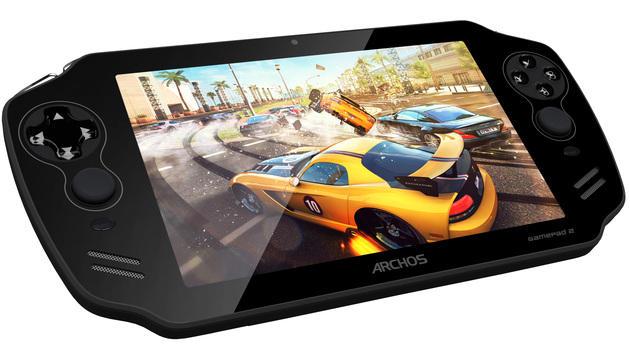 Archos bringt neues Android-Tablet für Gamer (Bild: Archos)