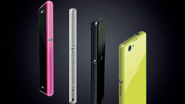 Sony bringt kleinere Variante seines Xperia Z1 (Bild: Sony)