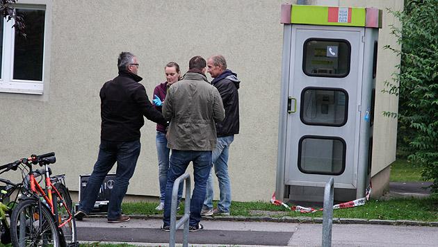 Unbekannter Anrufer drohte Linzer Bank mit Bombe (Bild: Markus Schütz)