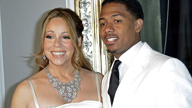 Ehe von Mariah Carey und Nick Cannon vor dem Aus? (Bild: EPA)