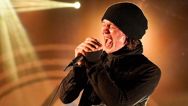 Finnen-Rocker HIM laufen der alten Form hinterher (Bild: Andreas Graf)