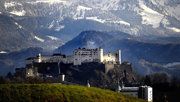 Salzburg wettete mit dem Bund auf den Kurs des Yen (Bild: APA/BARBARA GINDL)
