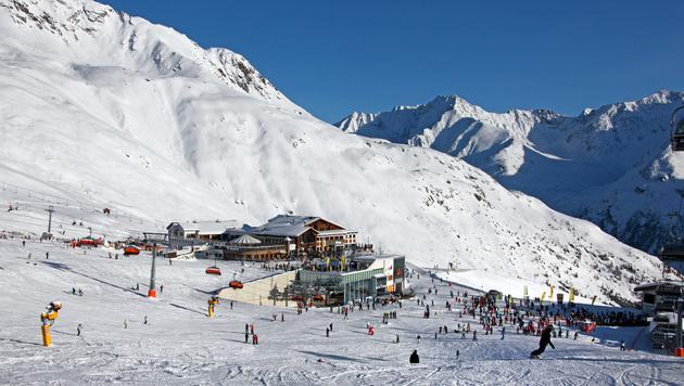 Ausreichend Schnee für Weltcup-Auftakt in Sölden (Bild: …Ötztal Tourismus/APA)