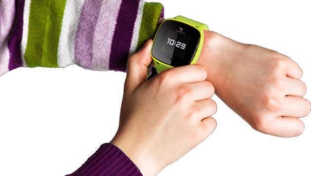 Filip: GPS-Armband soll Kinder überwachen (Bild: myfilip.com)