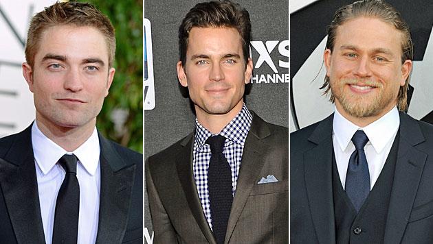 """Wer ersetzt Charlie Hunnam in """"50 Shades of Grey""""? (Bild: AP)"""