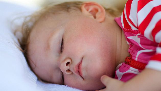 Ärzte warnen vor Schlafmitteln für Kleinkinder (Bild: thinkstockphotos.de)