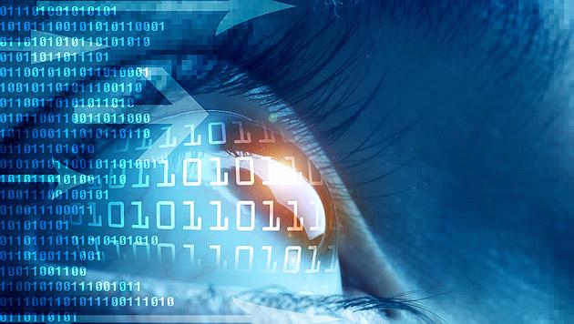 Flexibler Chip soll im menschlichen Auge arbeiten (Bild: thinkstockphotos.de)