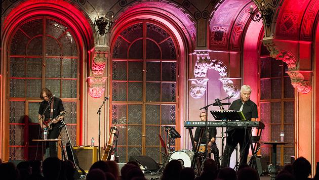 John Cale mit intimem Programm im Palais Ferstel (Bild: Andreas Graf)