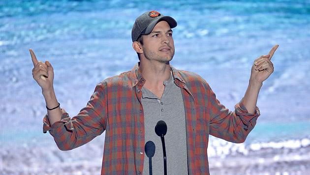 """Kutcher dank """"Two And A Half Men"""" TV-Topverdiener (Bild: AP)"""
