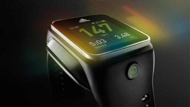 Adidas geht unter die Smartwatch-Hersteller (Bild: Adidas)