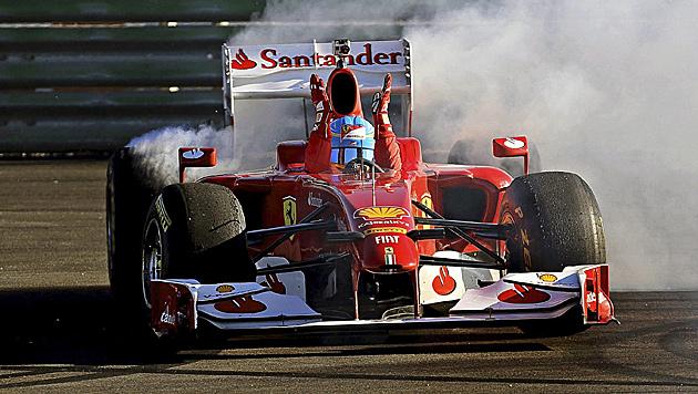 Definitiv keine F1-Rennen mehr in Valencia (Bild: EPA)