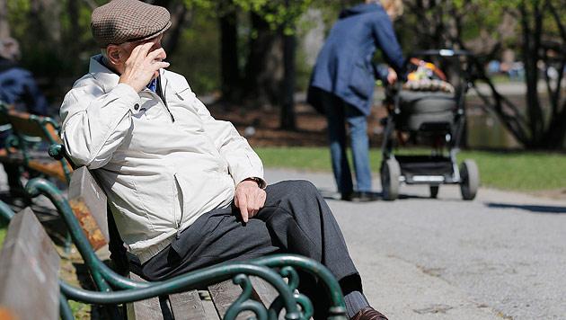 Lebenserwartung auf 81,1 Jahre gestiegen (Bild: APA/Georg Hochmuth)
