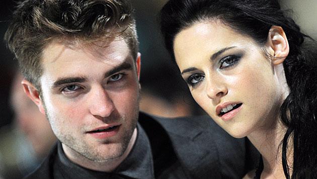 Pattinson und Stewart: Gerüchte um Liebes-Comeback (Bild: EPA)