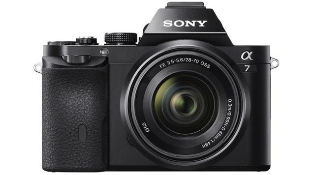 Sony zeigt zwei Vollformat-Systemkameras (Bild: Sony)