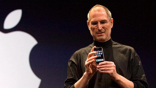 """Steve Jobs"""" Leben als Oper auf der großen Bühne (Bild: EPA)"""
