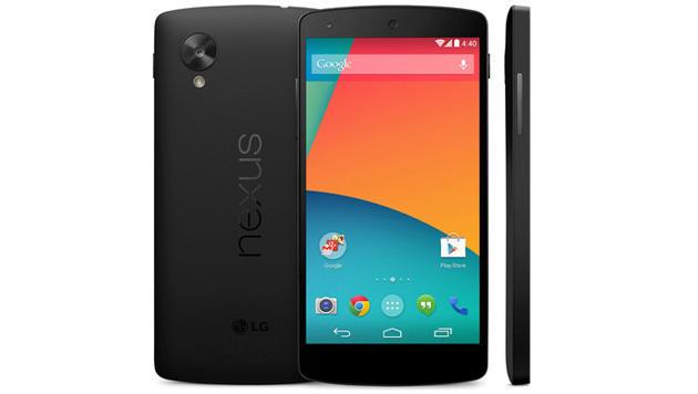 LG Nexus 5: Der neue Preis-Leistungs-König im Test (Bild: Google Play Store)