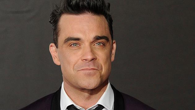 "Robbie Williams"" Modefirma Farrell ist pleite (Bild: EPA)"