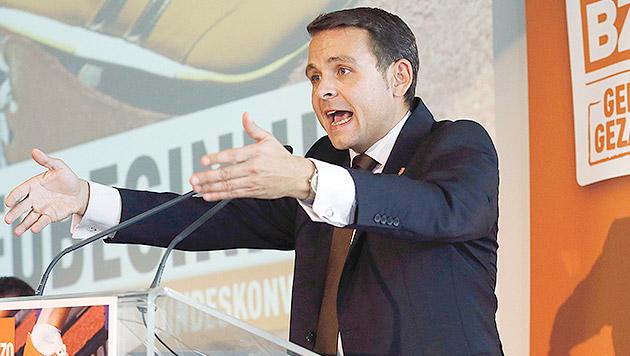 """Neo-Boss Grosz: """"Müssen kantiger und lauter sein"""" (Bild: APA/RUBRA)"""