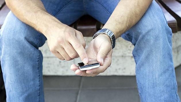 Stalker belästigte 48-Jährige zwei Monate lang (Bild: thinkstockphotos.de)