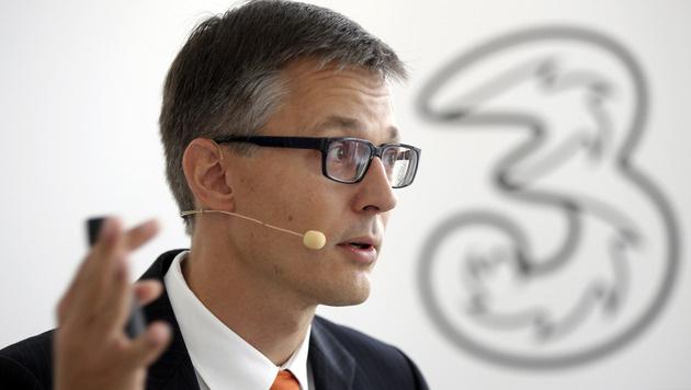 Drei kritisiert Rechtsmängel bei LTE-Auktion (Bild: APA/GEORG HOCHMUTH)