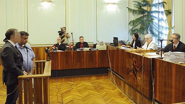 """""""Hummer""""-Prozess: Urteilsspruch im April geplant (Bild: APA/MTI/Zoltan Gergely Kelemen)"""