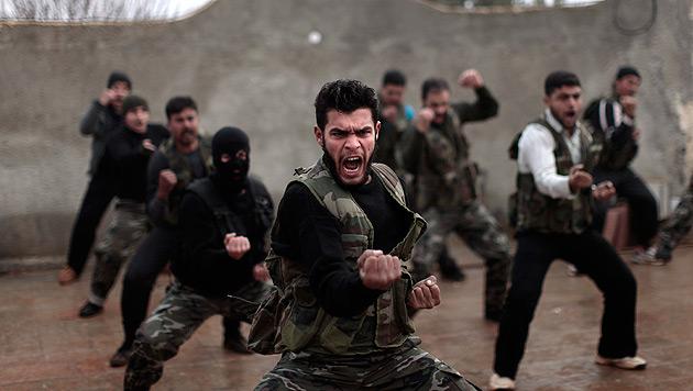 """Kärntner """"Gotteskrieger"""" in Syrien getötet (Bild: AP (Symbolbild))"""
