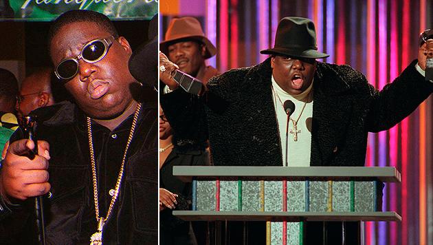 New York: Streit um Straße für Notorious B.I.G. (Bild: AP)