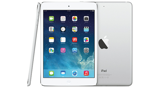 Nutzer klagen über Display-Verfärbung bei iPad Air (Bild: Apple)