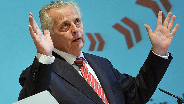 Politikergehälter: Geringere Anhebung in Sicht (Bild: APA/Barbara Gindl)