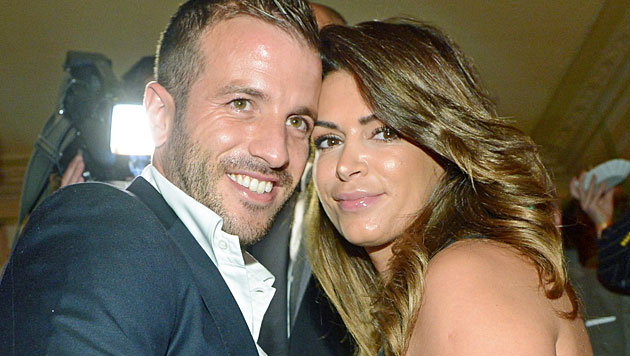 Rafael und Sabia bekommen ein Mädchen (Bild: EPA)