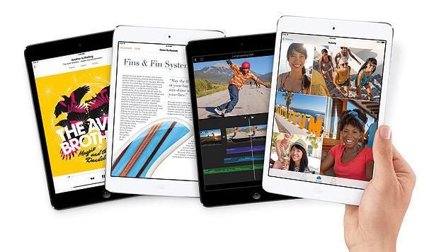 Superdünn & leicht: Apple stellt das iPad Air vor (Bild: Apple)