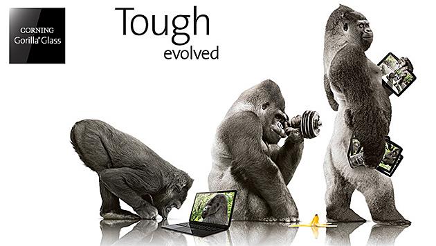 Samsung steigt bei US-Glas-Spezialist Corning ein (Bild: Screenshot orninggorillaglass.com)