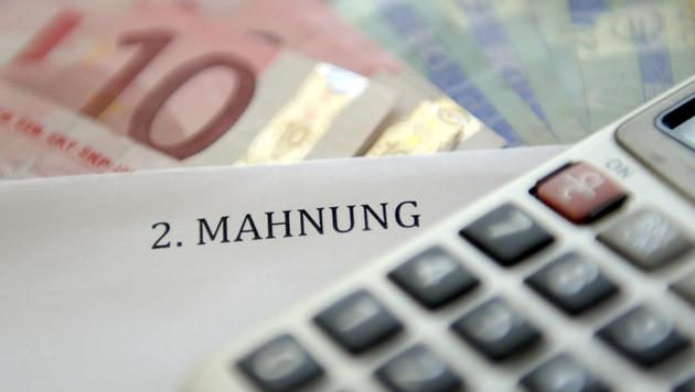 Immer mehr Österreicher in der Schuldenfalle (Bild: APA/ROLAND SCHLAGER)