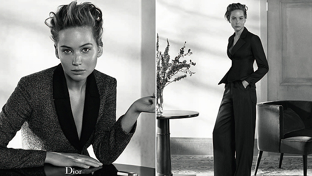 "Jennifer Lawrence ist ""Sexiest Woman in the World"" (Bild: Dior)"