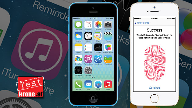 Sehr gut, sehr teuer: Neue iPhones im Praxistest (Bild: Apple, krone.at-Grafik)
