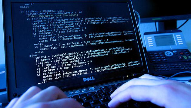 """Schweiz gewinnt Hackerbewerb """"Security Alpen Cup"""" (Bild: dpa/Oliver Berg (Symbolbild))"""