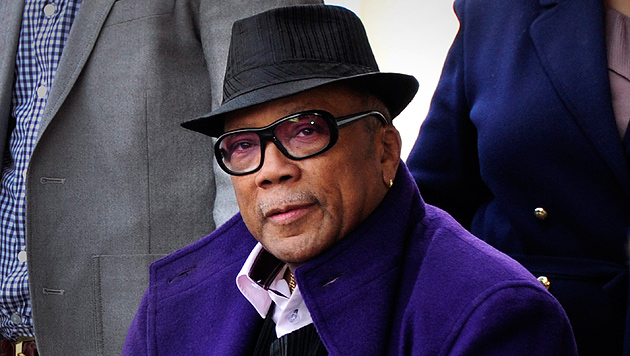 Quincy Jones verklagt Jackson-Erben auf Millionen (Bild: EPA)